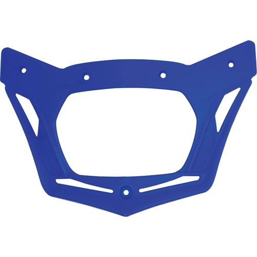RACETECH BASEMASKBL8 V-FACE リペアメントヘッドライトフレーム ブルー
