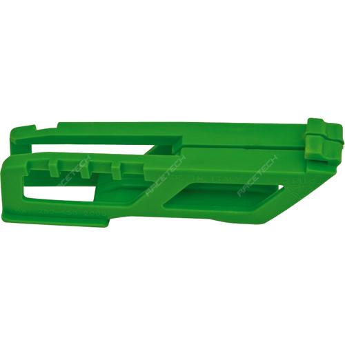RACETECH CRUKXFVE009 チェーンガイド グリーン KXF250/450