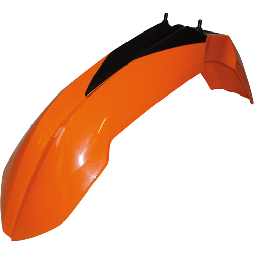 RACETECH PAKTMAR0007 フロントフェンダー オレンジ SX125/150/250