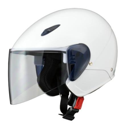 SERIO RE-35 セミジェットヘルメット ホワイト
