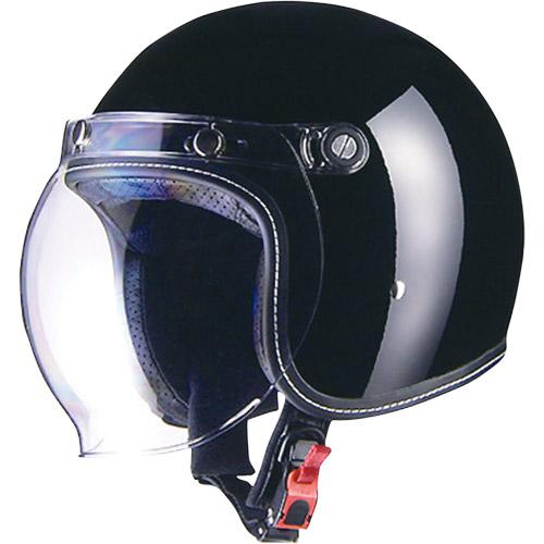 Murrey MR-70 ジェットヘルメット ブラック M