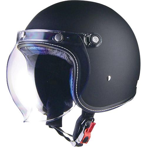 Murrey MR-70 ジェットヘルメット マットブラック L