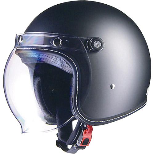 Murrey MR-70 ジェットヘルメット スモーキーシルバー L