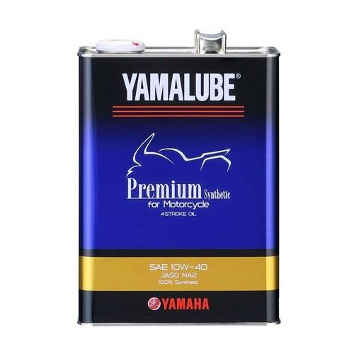 【純正部品】ヤマルーブ プレミアムシンセティック 10W-40 4L