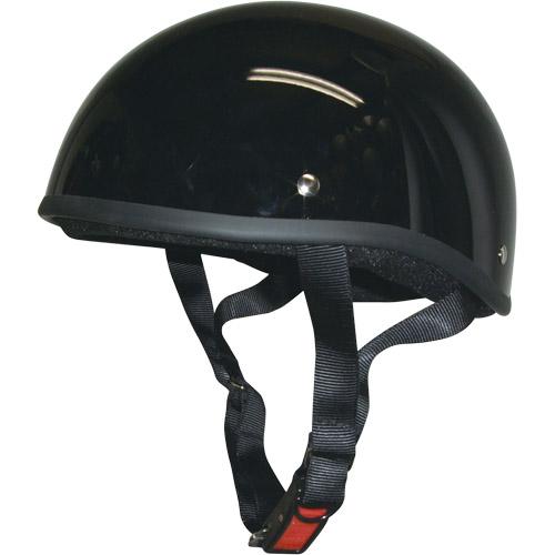 ダックテールヘルメット ブラック