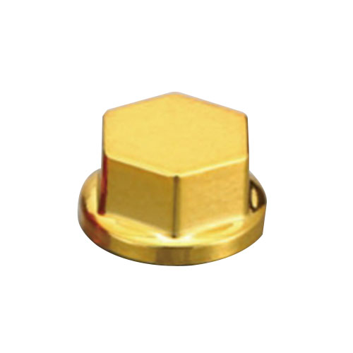 ボルトカバー 10mm/ ゴールト/3PCS