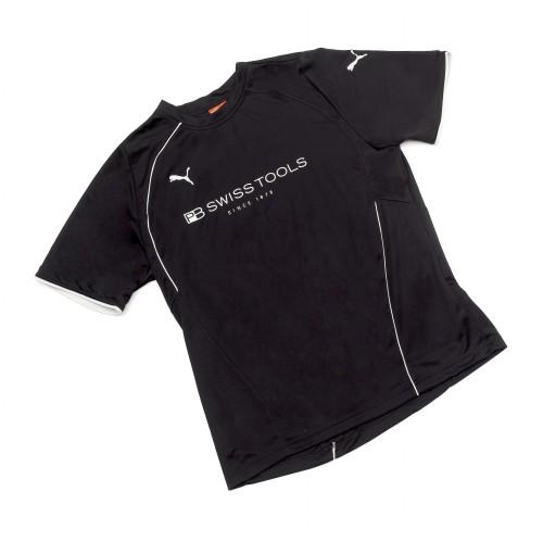 2751L-BK PBスイスツール プーマTシャツ L ブラック