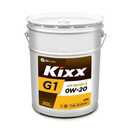 Kixx G1 SN 0W30 20L