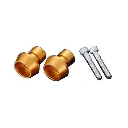 フックボルト 6mm(R-1/6)ゴールド