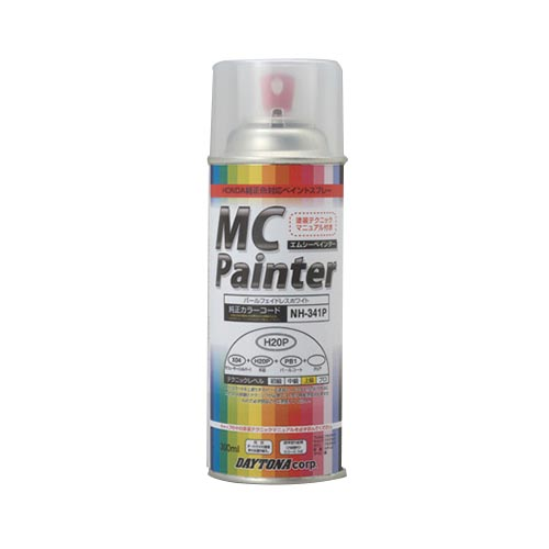 MCペインター [K51] パールスターダストホワイト