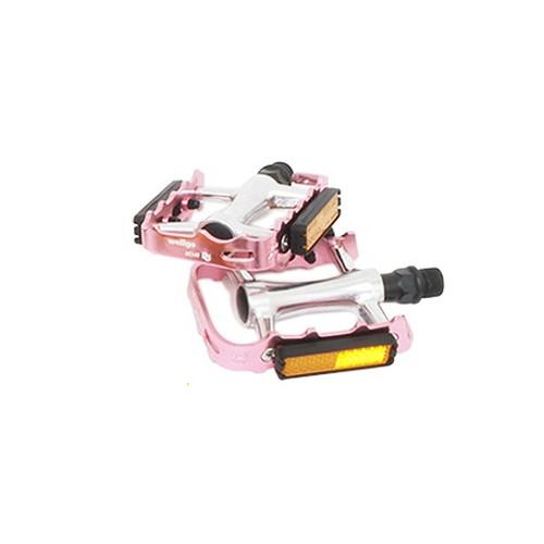 M248DU アルミケージペダル ピンク