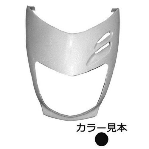 【訳あり】フロントパネル マジェスティ125(SE02) パールブラック