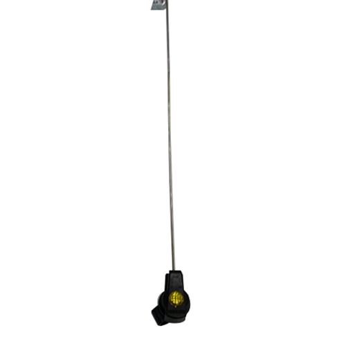 RLB36-K ロッド式リモートレバー ブラック