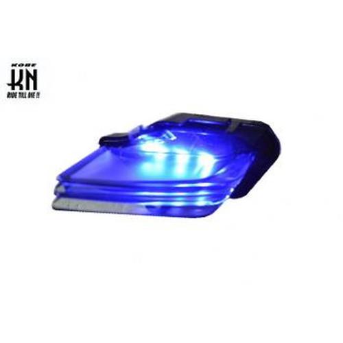 KOSO LED DAY LIGHT KIT フロント左右ブルー