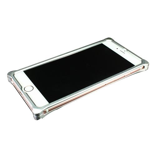 ワイバンスマートフォンケース iPhone7 Plus用 シルバー
