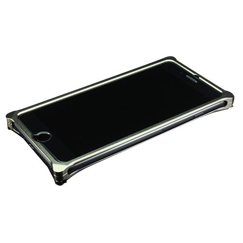 ワイバンスマートフォンケース iPhone7 Plus用 プラチナブラック
