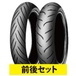 【セット売り】ROADSMARTII120/70ZR17 160/60ZR17 前後セット