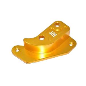3Dキャリパーサポート [220mm 4POT] ゴールド