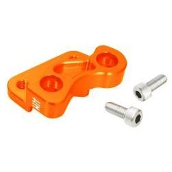 3Dキャリパーサポート JOG200mmDISK/2POT ブレンボ専用 オレンジ