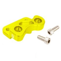 3Dキャリパーサポート JOG200mmDISK/2POT ブレンボ専用 ゴールド