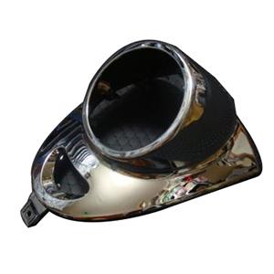 4サイクルビーノ [SA26J] ヘッドライトカバー メッキ