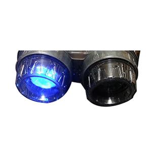 KOSO LEDテールアッセンタイプ1 レッド/ブルー