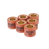 KOSO ウエイトローラー 16×13 ホンダスクーター用 9.0g
