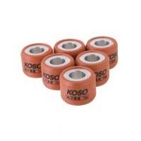 KOSO ウエイトローラー 20×15 原付二種スクーター用 14.0g