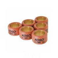 KOSO レーシングウエイトローラー 20×12 6.0g