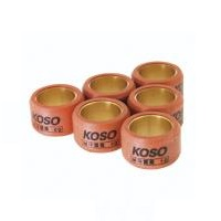 KOSO レーシングウエイトローラー 20×12 8.0g