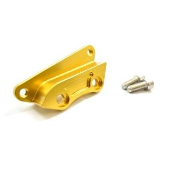ディオ系 190mm用 ヤマンボ2POT 3Dキャリパーサポート ゴールド