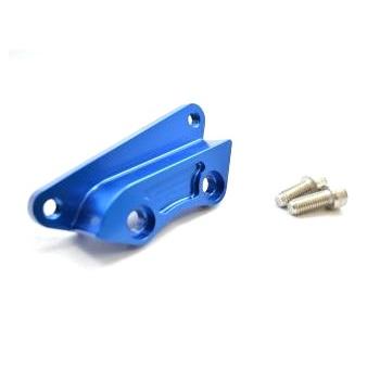 ディオ系 190mm用 ヤマンボ2POT 3Dキャリパーサポート ブルー