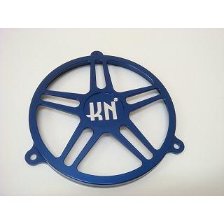 メッキファンカバー KN 09年モデル ブルー