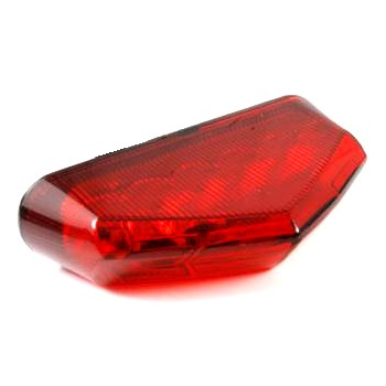 汎用LEDテール [STARTECH] レッドレンズ [ウインカー付] B00905-R