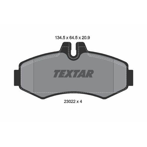 2302201 ブレーキパッド