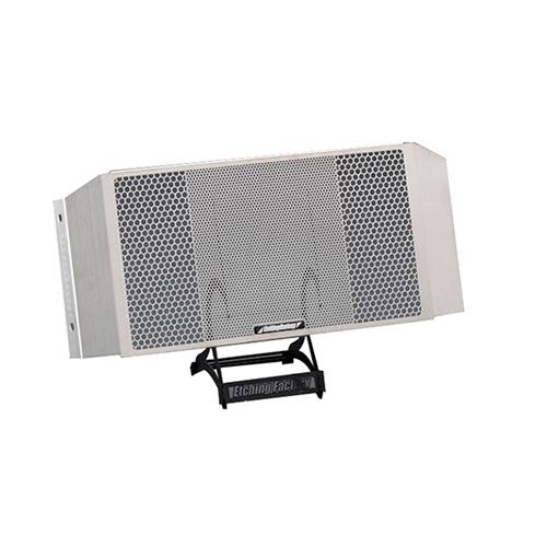 FZS600(03)用 ラジエターコアガード エンブレムカラー:グリーン