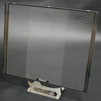 ZX-6R(13〜16)636用 ラジエターガード エンブレムカラー:イエロー
