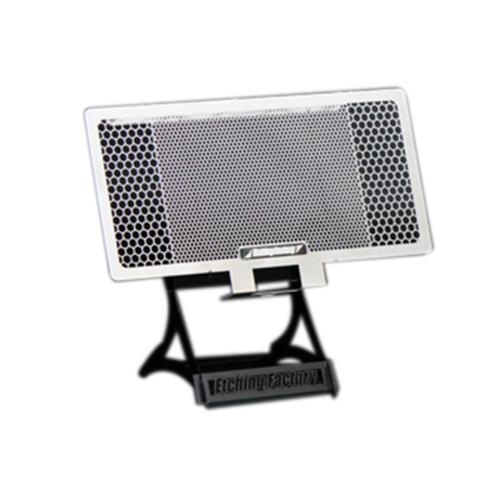 S1000RR/R/XR(ALL)用オイルクーラーガード エンブレムカラー:グリーン