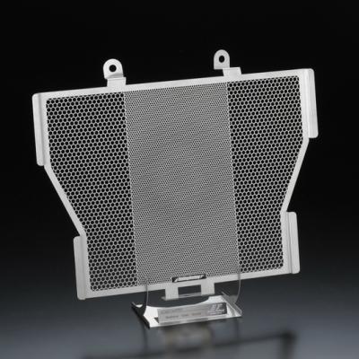 S1000RR/R/XR(ALL)用 ラジエータガード エンブレムカラー:レッド