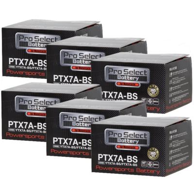 【ケース売り】PTX7A-BS (YTX7A-BS 互換)