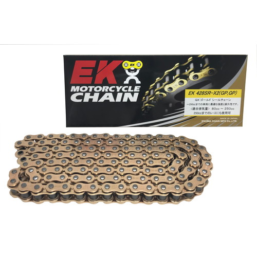 EK428SRX2(GP/GP)-100L ゴールド