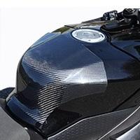 【受注生産品】YZF-R1(2015) /タンクエンド/FRP製・黒