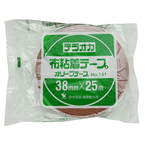 オリーブテープ No.141 38mm×25m