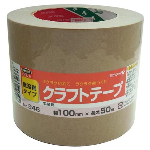 クラフトテープ No.246 100mm×50m