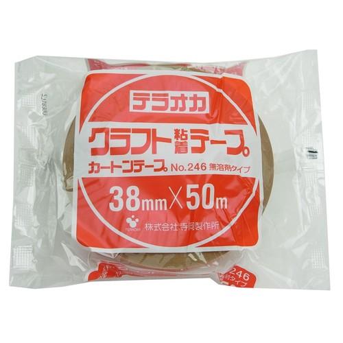 クラフトテープ No.246 38mm×50m