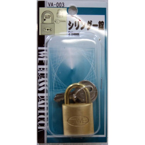 シリンダー錠 VA-003