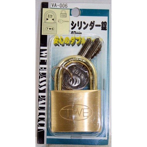 シリンダー錠 VA-006
