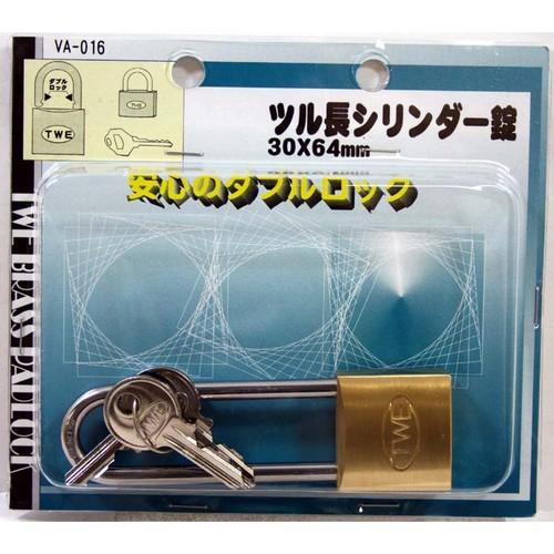 ツル長シリンダー錠 VA-016