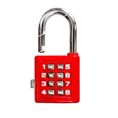 プッシュボタンロック TW-911
