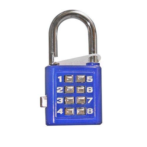 プッシュボタンロック TW-912